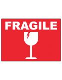Étiquette Fragile