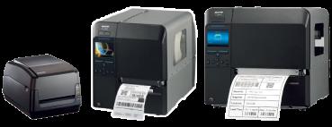 Imprimantes transfert thermique SATO