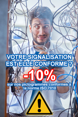 Promotion picto ISO 7010